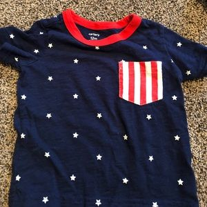 Other - Carter's Holiday shirt